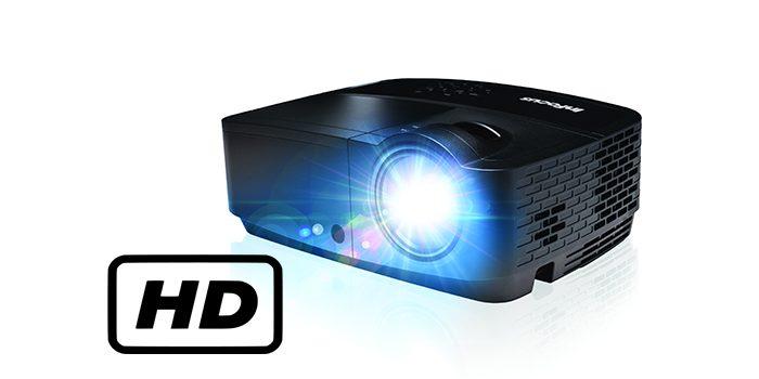 השכרת מקרן HD - עצמה 3000 לאירוע בינוני