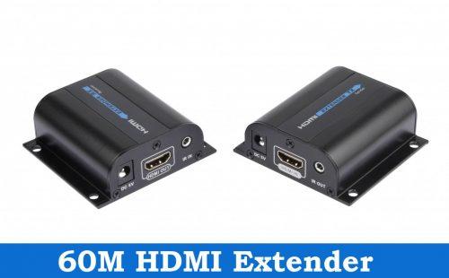 מעביר HD על גבי כבל רשת